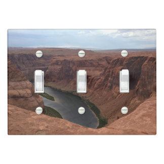 ARIZONA - Horseshoe Bend B - Red Rock Light Switch Cover