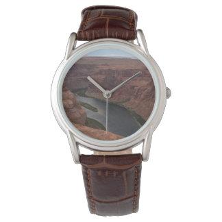 ARIZONA - Horseshoe Bend B - Red Rock Wrist Watch