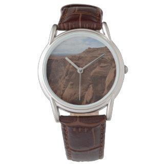 ARIZONA - Horseshoe Bend C - Red Rock Wrist Watches