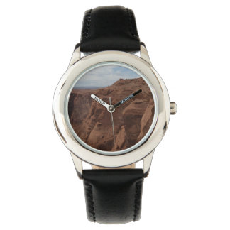 ARIZONA - Horseshoe Bend C - Red Rock Wristwatch