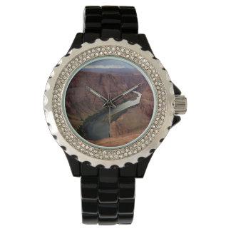 ARIZONA - Horseshoe Bend Canyon A - Red Rock Wrist Watch