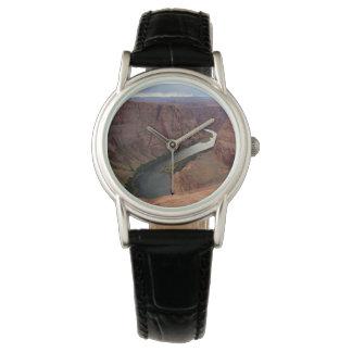 ARIZONA - Horseshoe Bend Canyon A - Red Rock Wrist Watches