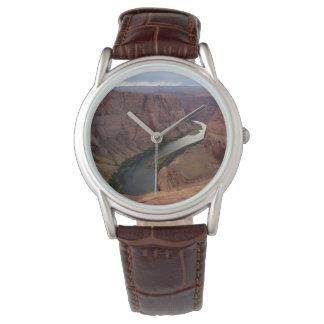 ARIZONA - Horseshoe Bend Canyon A - Red Rock Wristwatch