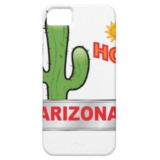 Arizona hot red iPhone 5 case
