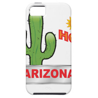 Arizona hot red iPhone 5 cover