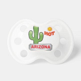 Arizona hot red pacifier