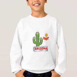 Arizona hot red sweatshirt