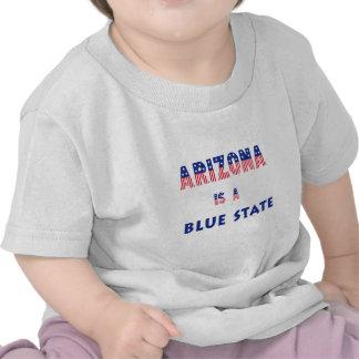 Arizona is a Blue State T-shirts