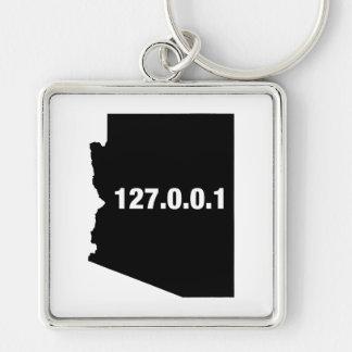 Arizona Is Home Programmer Keychain