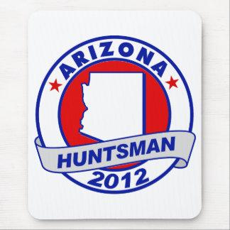 Arizona Jon Huntsman Mouse Pad