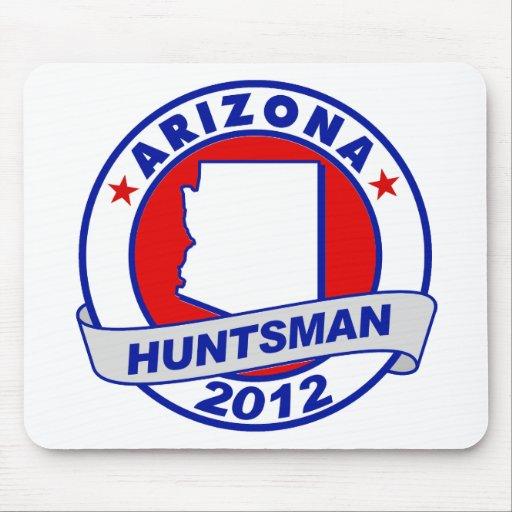 Arizona Jon Huntsman Mousepad