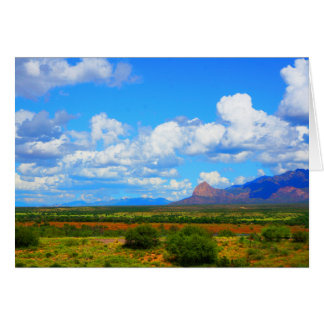 Arizona Landscape Card