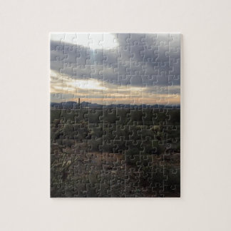 Arizona Landscape Puzzle