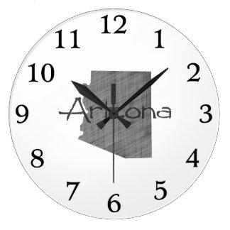 Arizona Large Clock