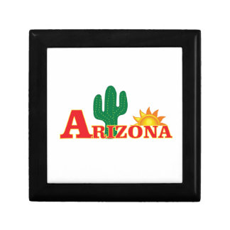 Arizona logo simple gift box