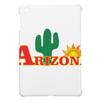 Arizona logo simple iPad mini cases