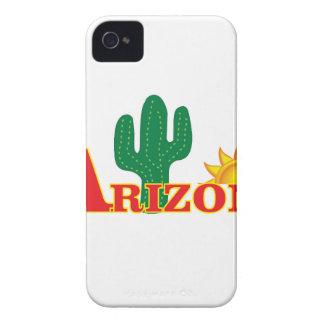 Arizona logo simple iPhone 4 Case-Mate case