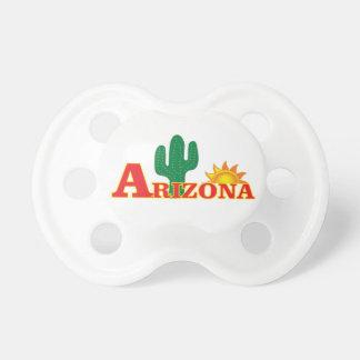 Arizona logo simple pacifier