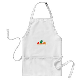 Arizona logo simple standard apron