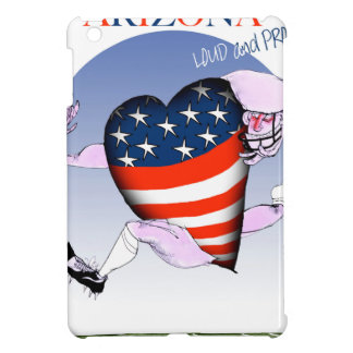 arizona loud and proud, tony fernandes cover for the iPad mini