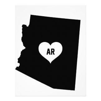Arizona Love Letterhead