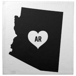 Arizona Love Napkin
