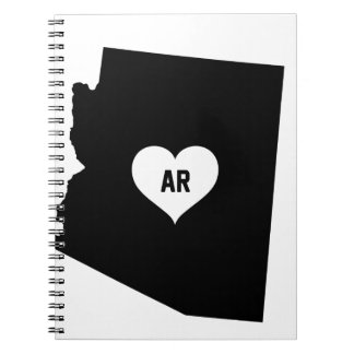 Arizona Love Notebook