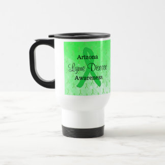 Arizona Lyme Disease Awareness Coffee Cup
