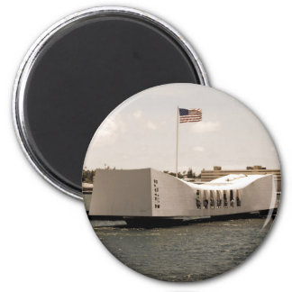 Arizona Memorial Pearl Harbor Magnet