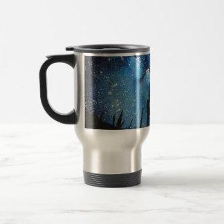 Arizona Milky Way sky Travel Mug