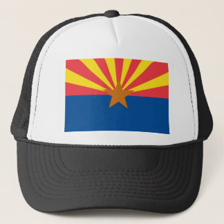 Arizona  Official State Flag Trucker Hat
