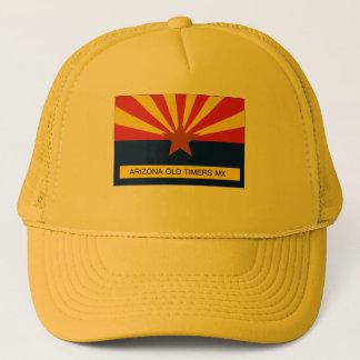 Arizona Old Timers MX Flag Trucker Hat