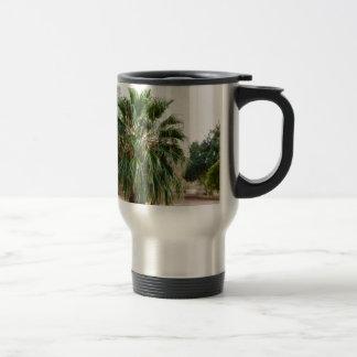 Arizona Palm Travel Mug