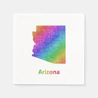 Arizona Paper Napkin