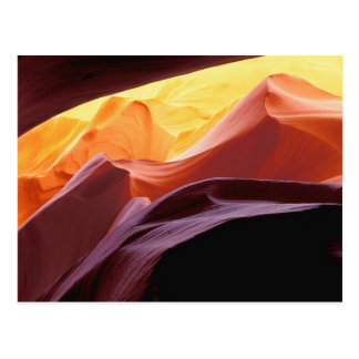 Arizona, Paria canyon | Sandstone Formations Postcard