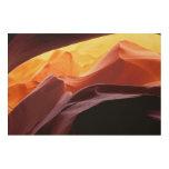 Arizona, Paria canyon | Sandstone Formations Wood Wall Art