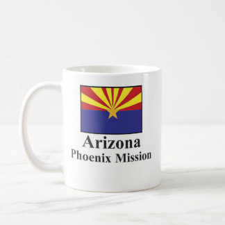 Arizona Phoenix Mission Drinkware Coffee Mug