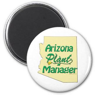Arizona Plant Manager Magnets