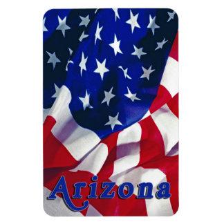 Arizona Rectangular Photo Magnet