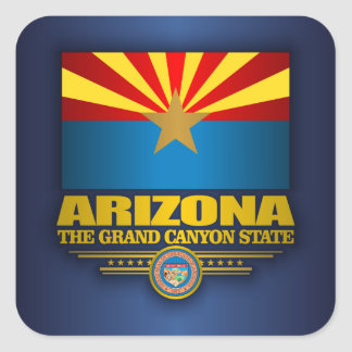 Arizona Pride Square Sticker