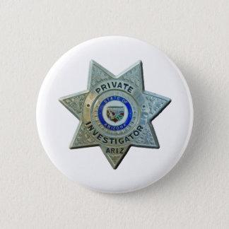 Arizona Private Investigator 2 Inch Round Button