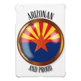 Arizona Proud Flag Button Cover For The iPad Mini