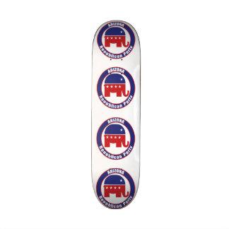 Arizona Republican Party Skate Boards