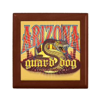 Arizona Snake on Guard Jewelry Boxes