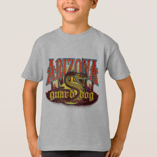 Arizona Snake on Guard T-Shirt