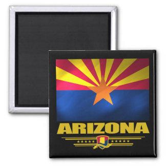 Arizona (SP) Square Magnet