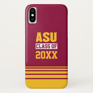 Arizona State Alumni Class Of iPhone X Case