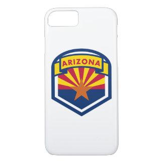Arizona State Flag Crest Case-Mate iPhone Case