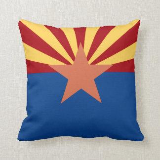 Arizona State Flag Pillow