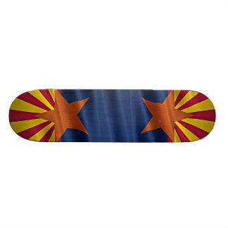 Arizona State Flag Skateboard